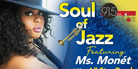 KUNV 91.5 Presents  Soul of Jazz f/ MS. MONÈT  & The SOJ All-Star Band tickets
