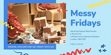 Messy Fridays at HD Westminster tickets