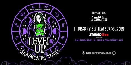 Level Up: Houston Summoning Tour tickets
