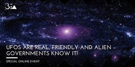 UFOs ARE REAL, FRIENDLY & ALIEN – GOVERNMENTS KNOW IT with Richard Lawrence billets