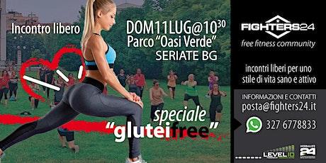 """""""GLUTEIfree"""" - Fitness libero al Parco """"Montecchio"""" Alzano Lombardo BG biglietti"""