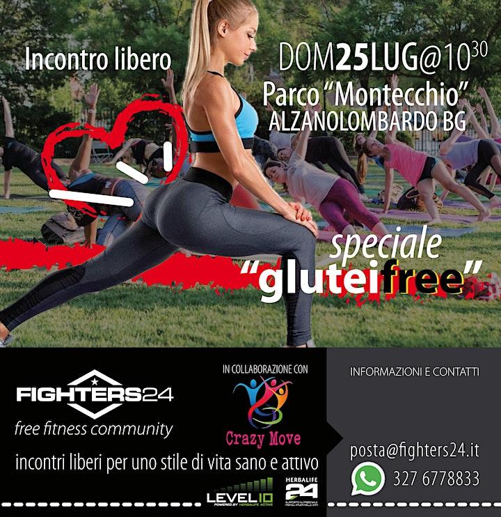 """Immagine """"GLUTEIfree"""" - Fitness libero al Parco """"Montecchio"""" Alzano Lombardo BG"""