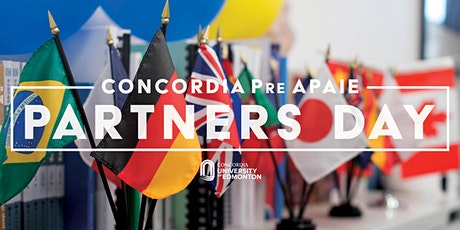 Concordia University of Edmonton Pre APAIE 2022 Partners Day tickets
