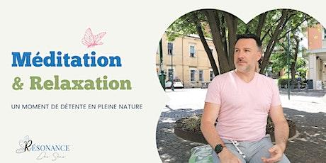 Méditation et Relaxation | Juillet 2021 billets