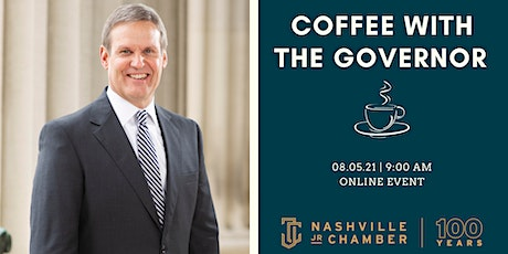 Coffee with the Governor tickets