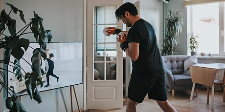 Virtual Cardio Kickboxing tickets