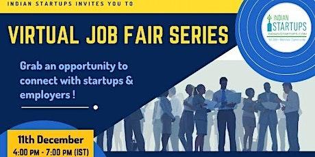 Virtual Job Fair for Startups / Businesses & Job Seekers Tickets