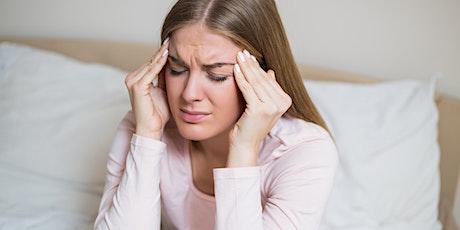 Safe & Effective Ways to Manage Headaches & Migraines tickets