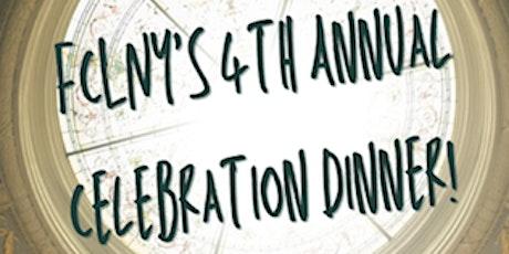 FCLNY's 4th Annual FR Celebration Dinner! tickets