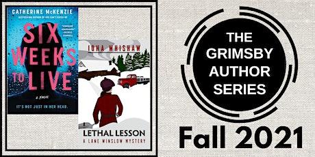 Grimsby Author Series - Fall 2021 - Nov. 22 tickets