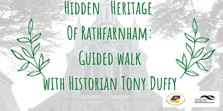 Hidden Heritage of Rathfarnham Guided Walk tickets