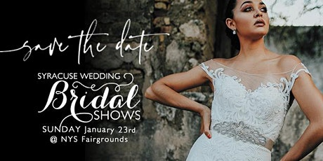 Syracuse Wedding Bridal Show at NYS Fairgrounds tickets
