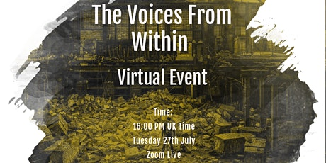 Voices From Within tickets