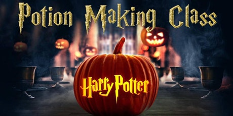 Harry Potter Halloween Potion Making Class tickets