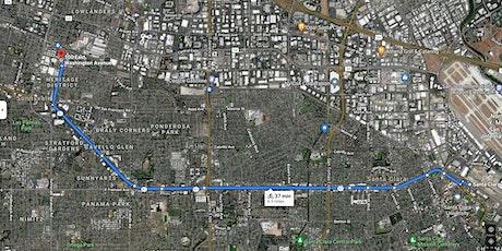 Sunnyvale/Santa Clara El Camino Real Bike Ride tickets