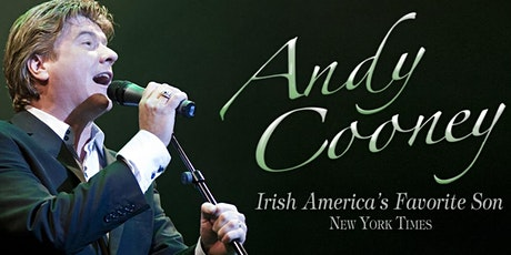 Andy Cooney Dinner & Concert in the ICC Tent tickets