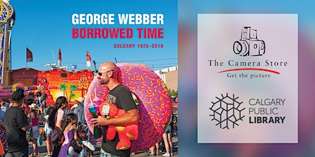 Book Launch - Borrowed Time By George Webber tickets