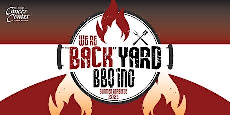 Tri-Cities Cancer Center Backyard BBQ tickets