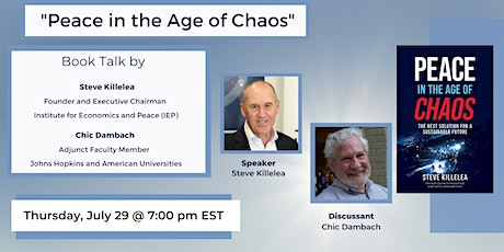 Peace in the Age of Chaos tickets