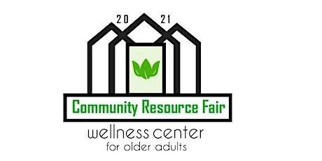 Wellness Center Community Resource Fair 2021 tickets