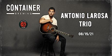 JumpAttack Records Presents: Antonio Larosa Trio LIVE at Container Brewing tickets