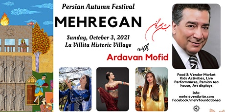 Mehregan Persian Autumn Festival tickets