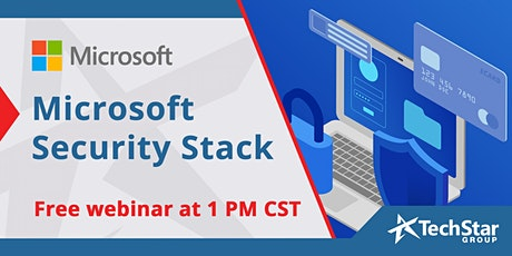 Microsoft Security Stack Tickets