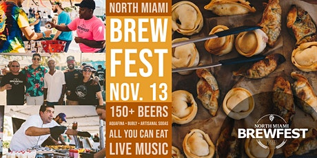 North Miami BrewFest 2021 tickets