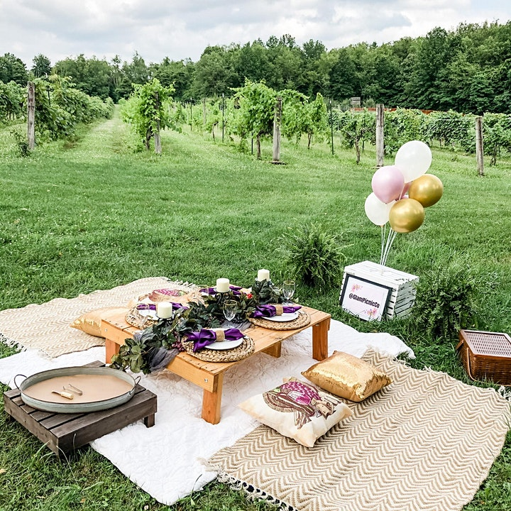 Picnic N' Sip at Ripepi Winery Happy Hour image