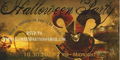Halloween Costume Party!! tickets