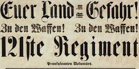 German Immigrants in the Civil War tickets