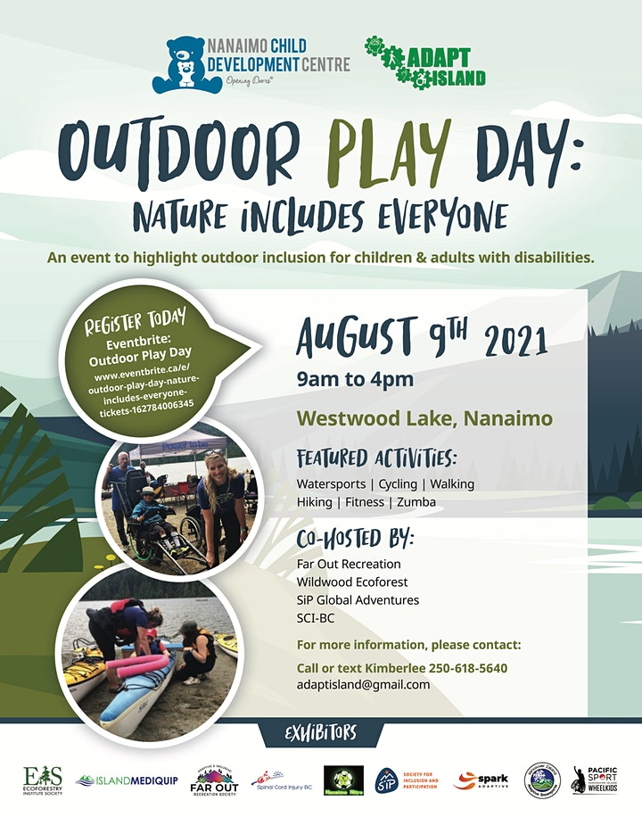 Outdoor Play Day: Nature Includes Everyone image