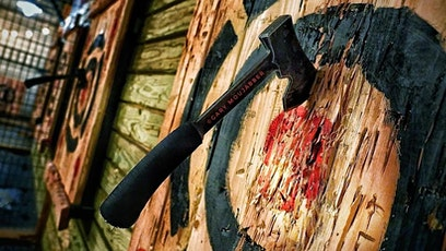 Kick Start Networking Special {$15 for Hatchet Throwing, Regularly $25} tickets