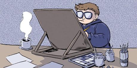 Cartooning ABC: The World of Comics tickets