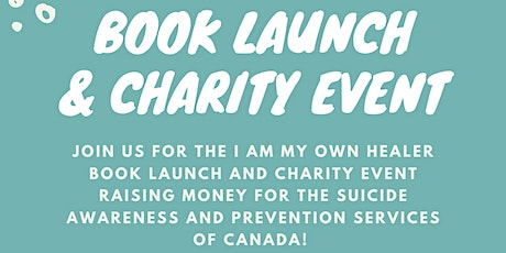 IAMOH Book Launch and Charity Event tickets