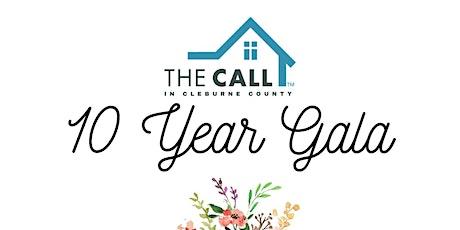 10 Year Gala entradas