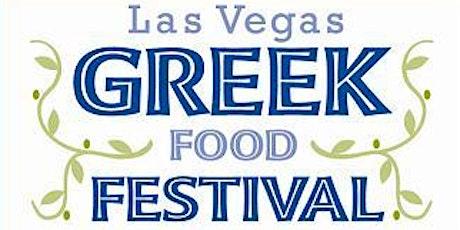 48th Annual Las Vegas Greek Food Festival tickets
