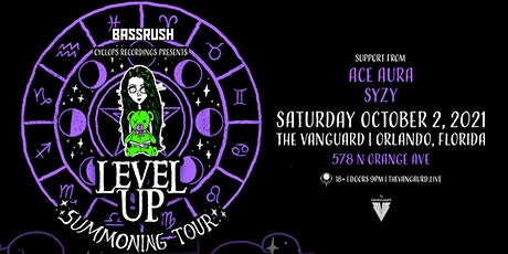 Level Up tickets