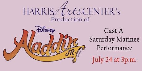 Aladdin Theater Camp CAST A MATINEE tickets