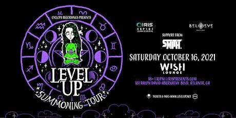 LEVEL UP: Summoning Tour w/ smith. | Wish Lounge @ Iris | Saturday, Oct 16 tickets