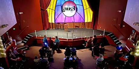 FREE TICKETS Monday Night Standup Comedy at Laugh Factory! tickets