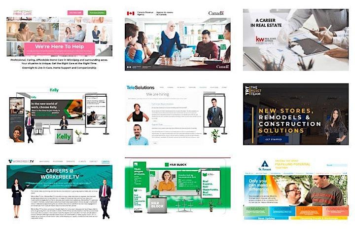 Manitoba Virtual Career Fair - September 22nd, 2021 image