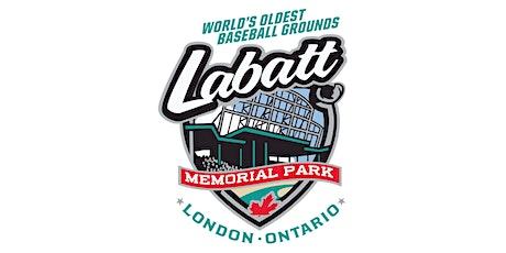 Labatt Park Tours tickets