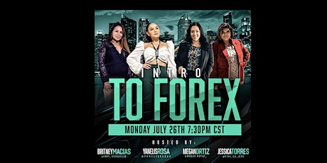 Intro to Forex and Crypto tickets