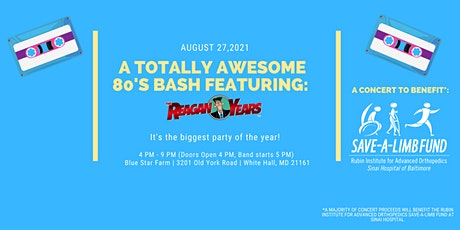 Among the Stars Foundation Presents: The Reagan Years tickets