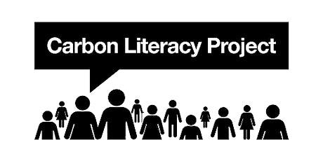 Carbon Literacy  Amsterdam - Certificate Workshop tickets
