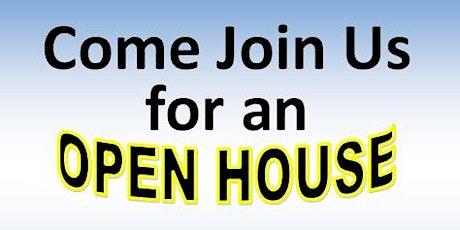 Open House at GCDHH tickets