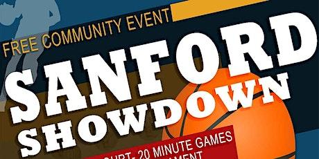 Sanford Showdown Basketball Tournment tickets