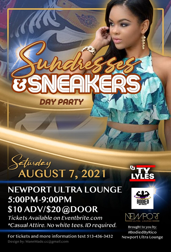 Sundresses and Sneakers Part III image