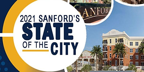 State of the City of Sanford tickets